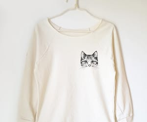 animal, cat, and fashion image