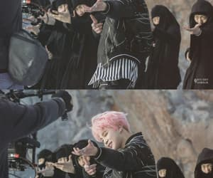 bts, jimin, and not today image