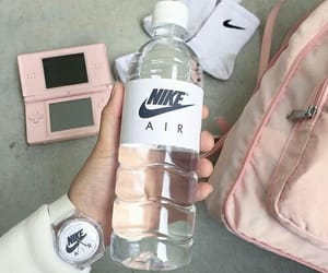 nike, pink, and aesthetic image