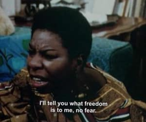 freedom, fear, and quotes image