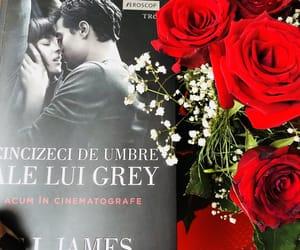 book, kiss, and anastasia steele image