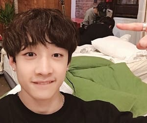 Chan, kpop, and stray kids image