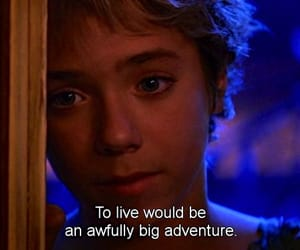 peter pan, jeremy sumpter, and adventure image