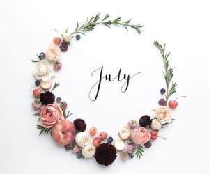 july and summer image