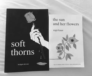 book, sad, and self-harm image