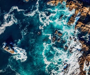 amazing, ocean, and travel image