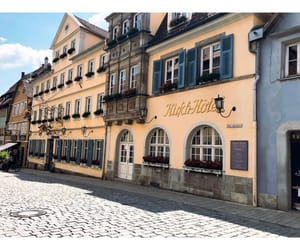 buildings, country, and german image