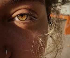 beauty, eyes, and aesthetic image
