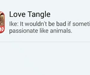 ike, otome, and love tangle image