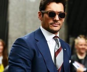 David Gandy and sunglasse image