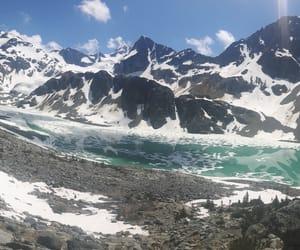 alpine, british columbia, and camping image