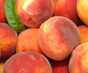 peach and yummy image
