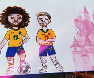 brazil, neymar, and 2018 image