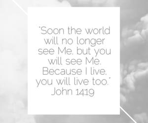 bible, john, and life image