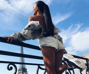 paris and fashion image