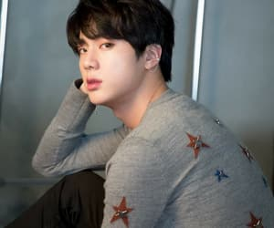 jacket, jin, and tear image