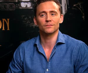 tom hiddleston, gif, and actor image