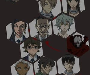 anime, anime boys, and deadman wonderland image