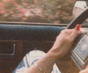 vintage, car, and aesthetic image