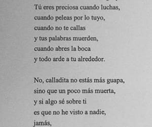 frase, poder, and mujer image