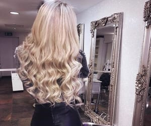 hair and luxury image