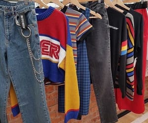 clothes, aesthetic, and vintage image