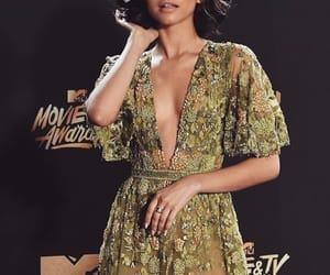 zendaya, dress, and mtv image