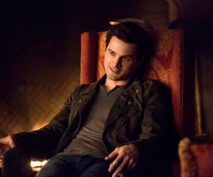enzo, the vampire diaries, and tvd image