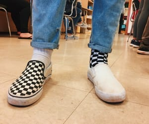 boys, checkered, and clothes image