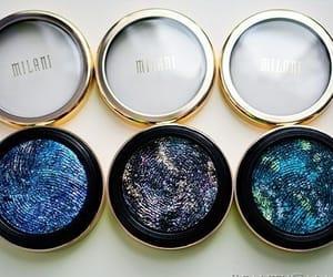 makeup, beauty, and milani image
