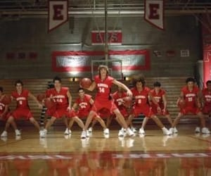 dance, HSM, and team image