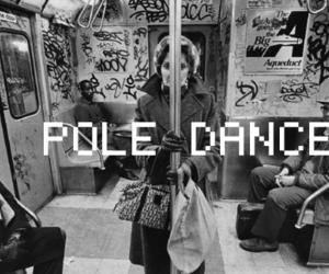 pole dance, dance, and fun image