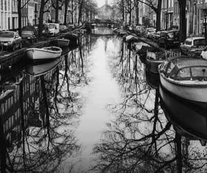 amsterdam, black, and city image