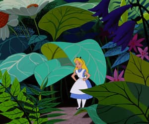 alice in wonderland, disney, and fairy tales image