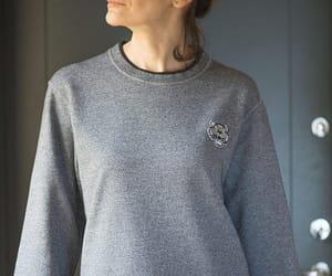 etsy, grey sweatshirt, and vintage sweatshirt image