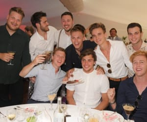 birthday party, boys, and pointlessblog image