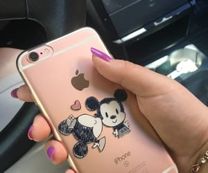 apple, mickeymouse, and 6s image