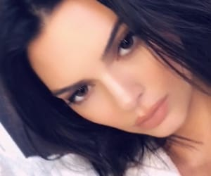 make up, style, and kendall jenner image