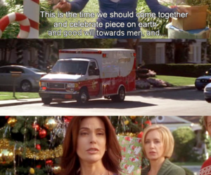 Desperate Housewives, christmas, and funny image