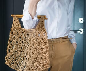 etsy, sustainable fashion, and boho bag image