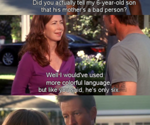 Desperate Housewives, katherine, and Mike Delfino image