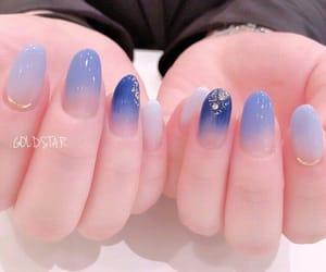 inspiration, japanese, and nail image