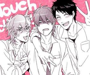 anime, yarichin bitch club, and yaribu image