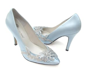 azul, belleza, and elegancia image