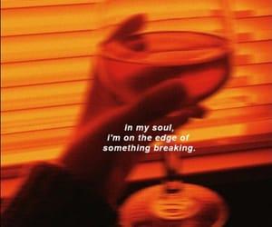 aesthetic, background, and Lyrics image