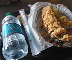 Sunday, sushi, and crunchy roll image