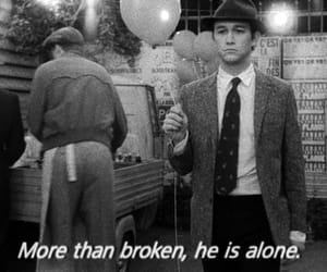 alone, 500 Days of Summer, and broken image