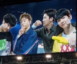 lq, kyungsoo, and sehun image