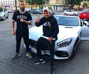 german rap, king khalil, and capital bra image