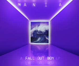 fall out boy, FOB, and violet image